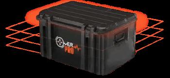 overPRO case