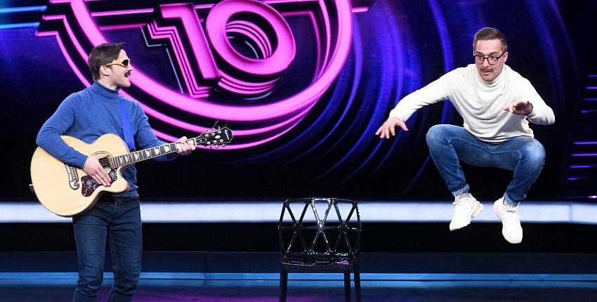 Резиденты шоу «Что было дальше?» и Comedy Club возвращаются в «Comedy Баттл» на ТНТ