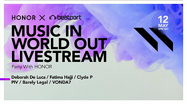 Beatport Presents: HONOR: Music In World Out