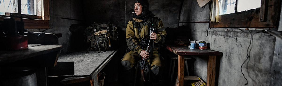 Начался прием работ на конкурс фотожурналистики имени Андрея Стенина