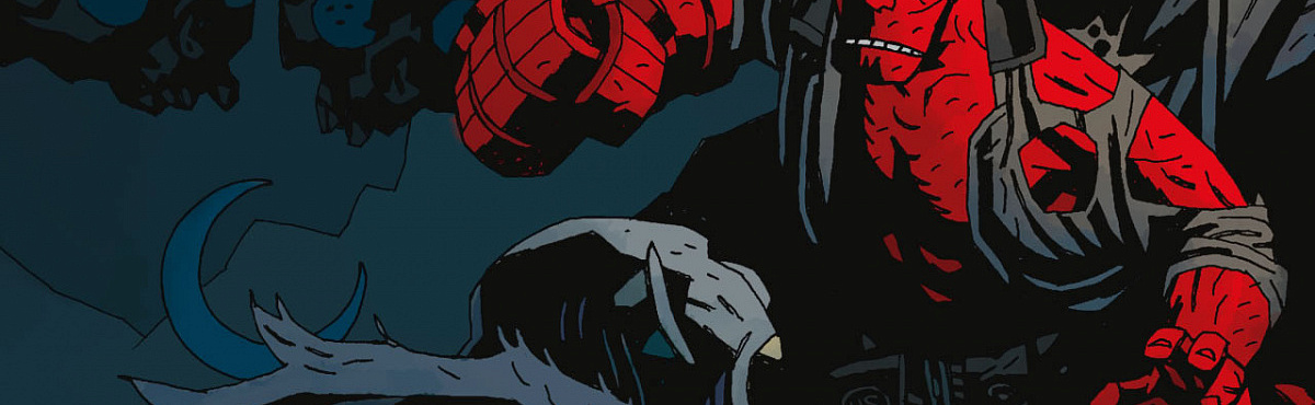 Идут съемки документального фильма о создателе комиксов «Хэллбой» Майке Миньоле