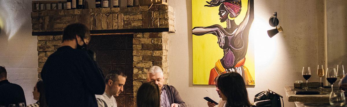 Интервью с ресторатором Евгенией Качаловой
