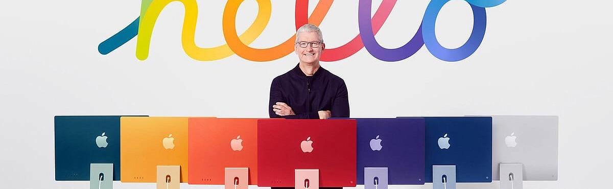 Презентация Apple: главные технические анонсы этой весны