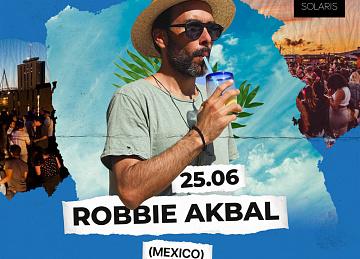 SOLARIS ROOFTOP: ROBBIE AKBAL