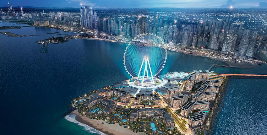 7 luxury new hotels of the Emirate by 2020