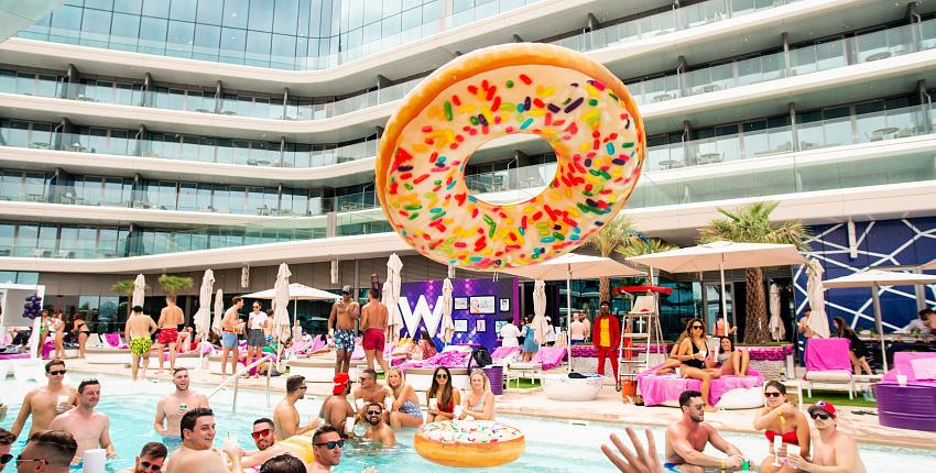 Best pool parties in Dubai