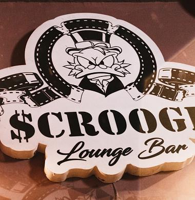 SCROOGE lounge bar