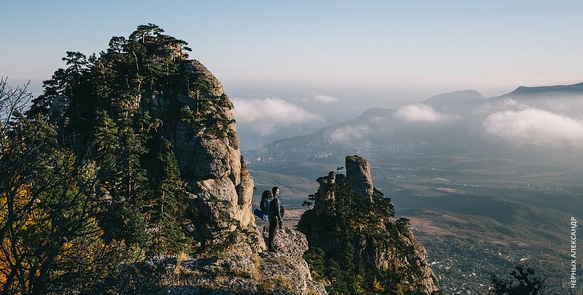 Отдых на вершине мира