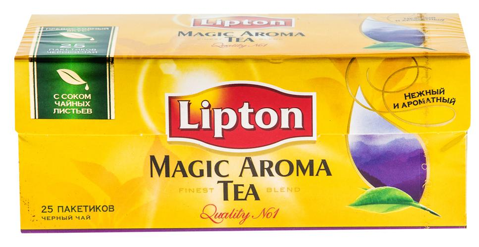 Чай Lipton magic aroma
