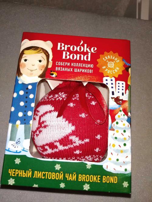 отзыв Brooke Bond