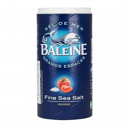 Соль поваренная пищевая садочная морская йодированная