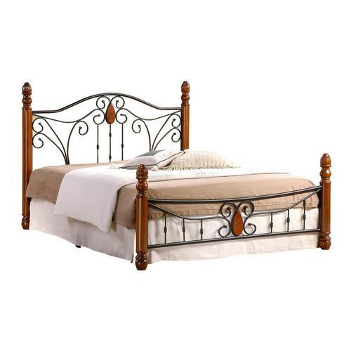 Кровать двуспальная TC AT-9003 200х140 см