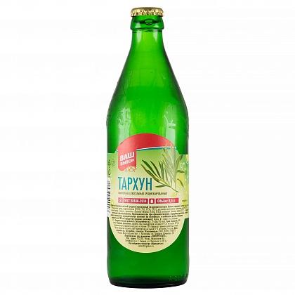 Напиток безалкогольный среднегазированный на ароматизаторах Аромат тархуна.