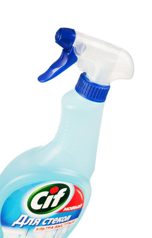 отзыв Средство для мытья стекол Cif 500мл