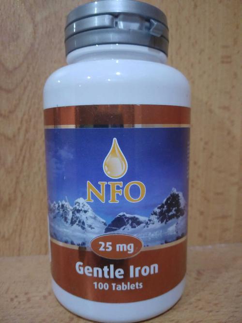 NFO Gentle iron