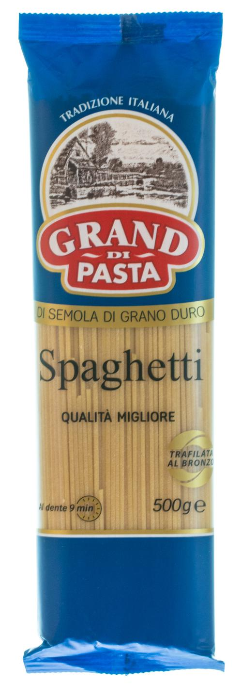 цена Спагетти Grand DI Pasta