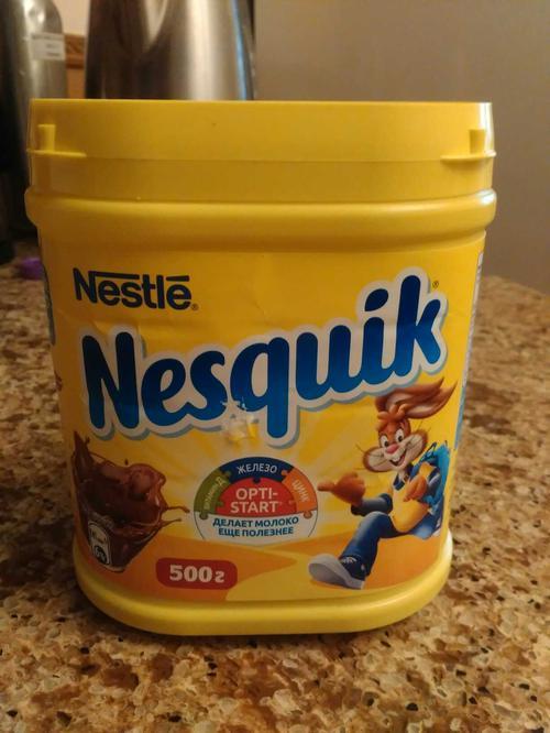 фото1 Напиток шоколадный быстрорастворимый с витаминами и минералами