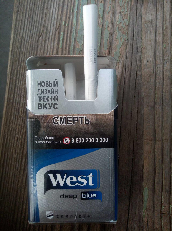 Сигареты вест компакт дип блю купить как зарядить одноразовые электронные сигареты masking