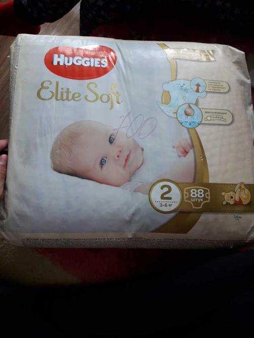 отзыв Подгузники Huggies Elite Soft (4-7 кг)