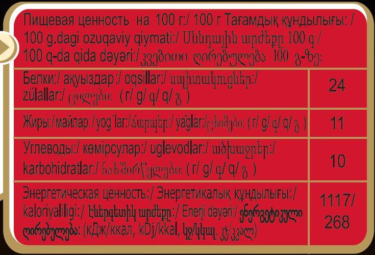 """отзыв Какао """"Российский / Россия - щедрая душа"""""""