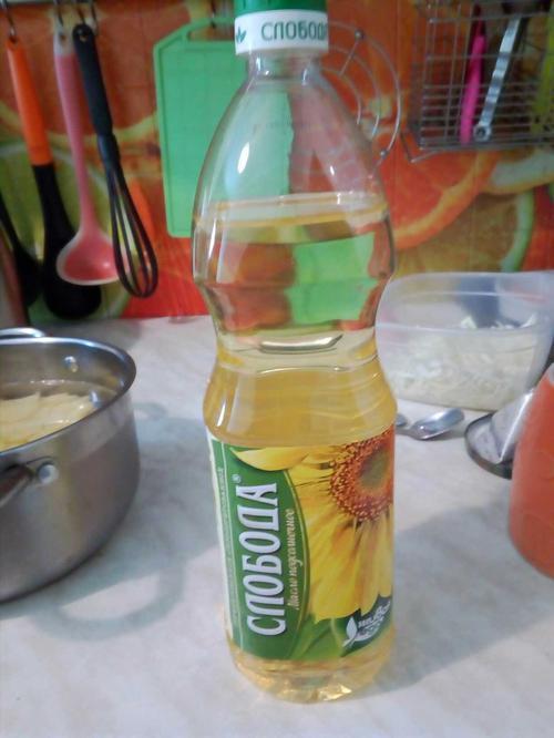 фото13 Масло подсолнечное Слобода рафинированное дезодорированное, 1л.