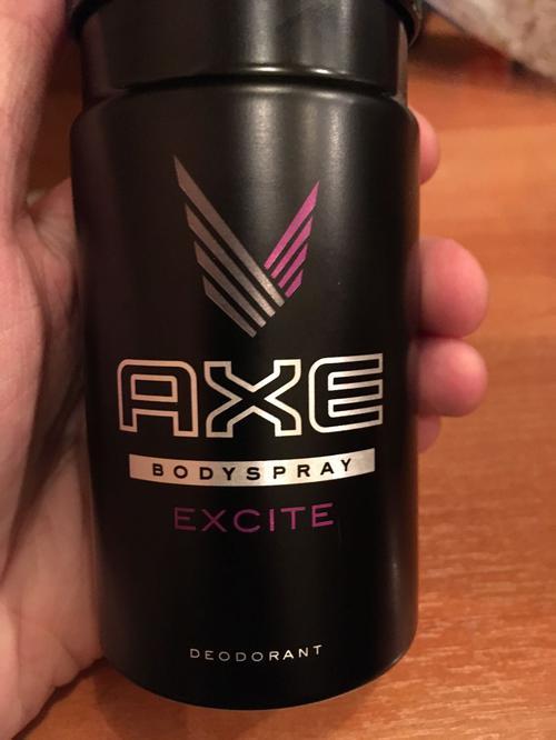 фото19 Дезодорант Axe Excite, аэрозоль, 150мл