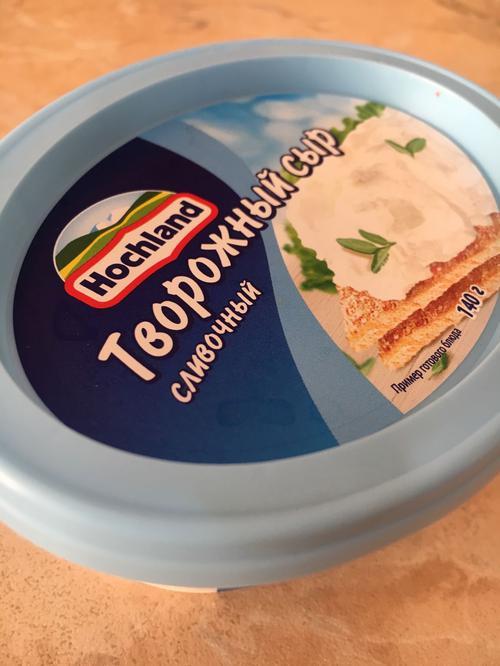 фото2 Творожный сыр Hochland