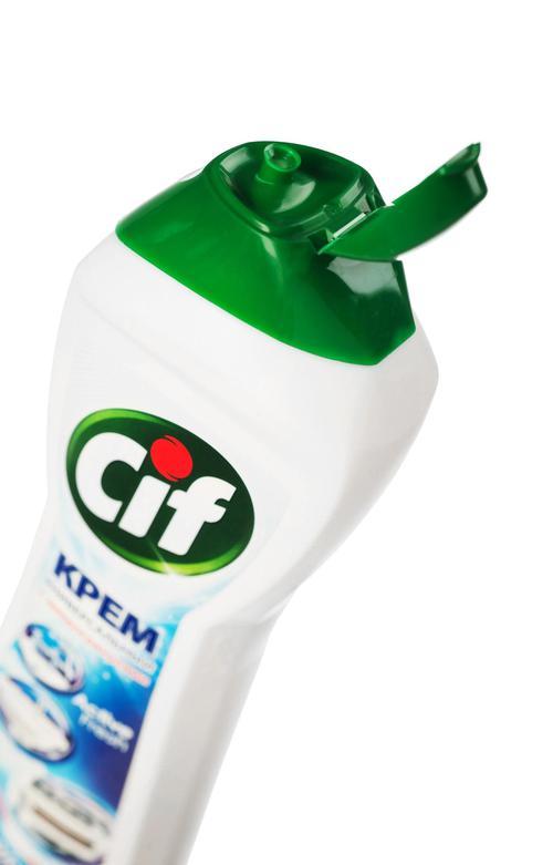 """отзыв Крем чистящий """"Cif"""" Актив Фреш, 500мл."""