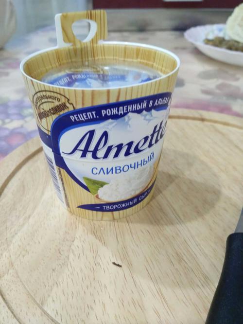 фото Творожный сыр Almette