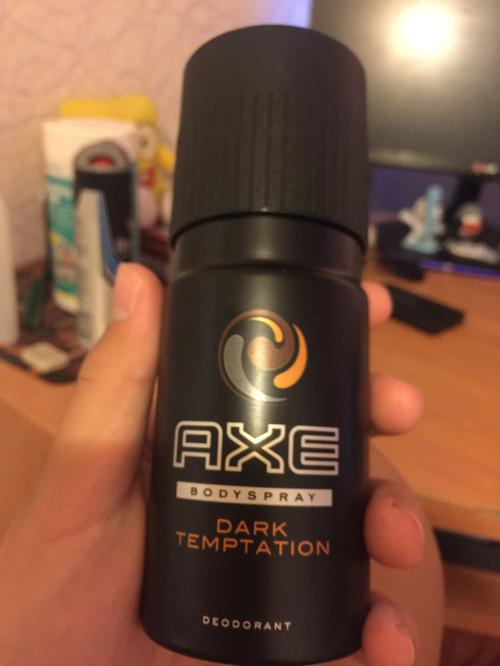 фото3 Антиперспирант Axe Dark temptation спрей, 150мл.