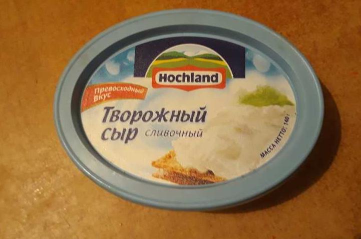 фото1 Творожный сыр Hochland