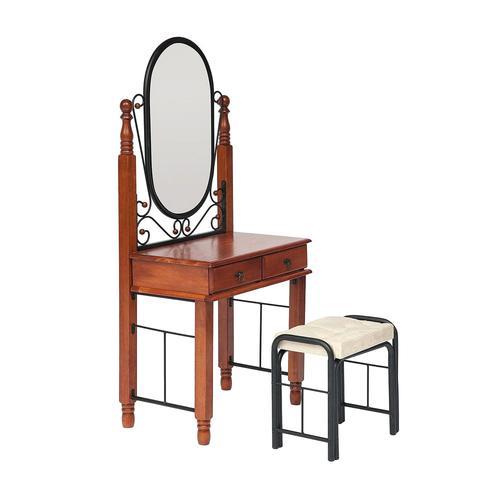 Туалетный столик TC с пуфом 74х46х160 см