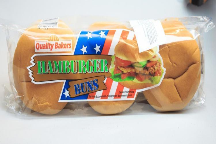 Quality Bakers булочки гамбургер