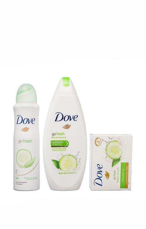 Подарочный набор Dove