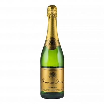 """Duc de Paris"" Вино игристое белое полусладкое"
