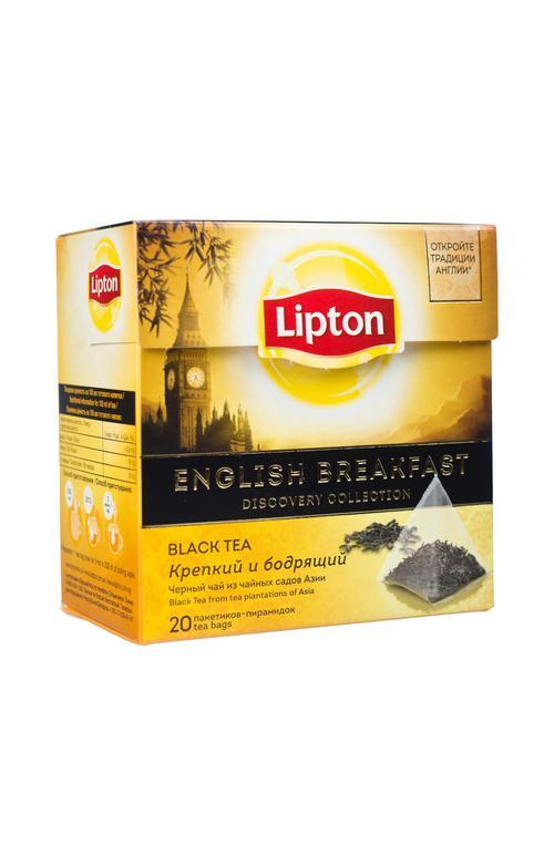 описание Чай Lipton