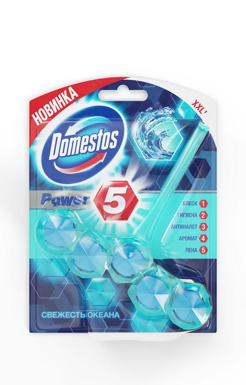 цена Domestos Power 5 (Свежесть океана)