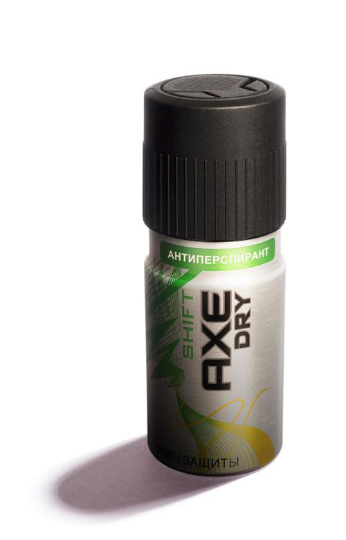 отзыв Дезодорант-спрей Axe Dry Shift (150 мл)
