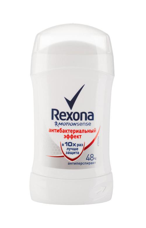 цена Антиперспирант Rexona MotionSense Антибактериальный эффект