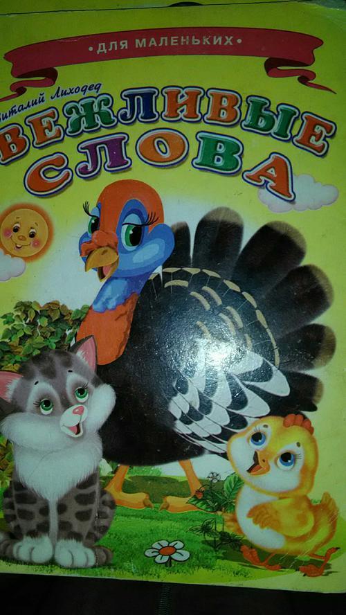 Book: Ladushki Vezhlivye slova (ISBN: 5913153154)