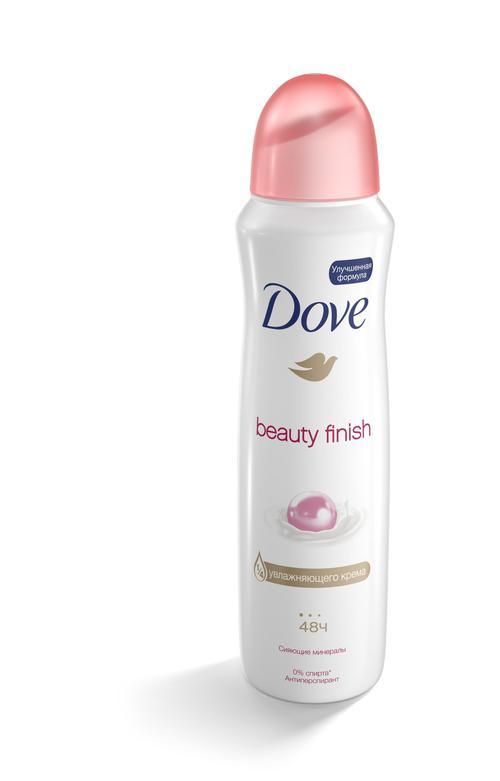 отзыв Дезодорант Dove спрей прикосновение красоты 150мл