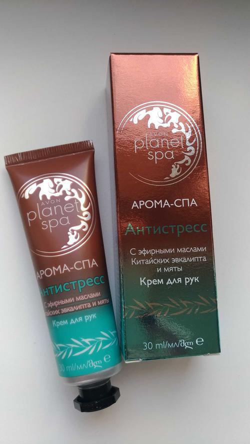 Крем для рук Арома-СПА Антистресс