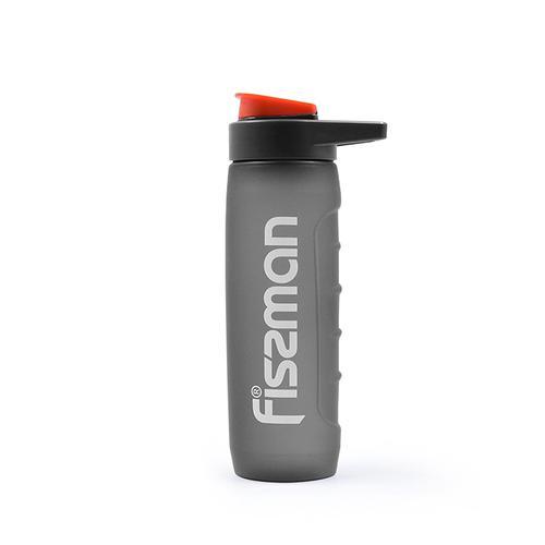Бутылка для воды 660мл, 23см (пластик)