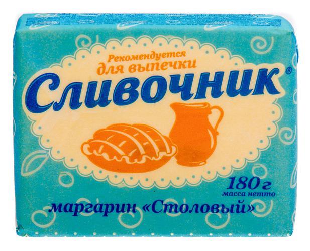 """Маргарин """"Сливочник"""" 40%"""