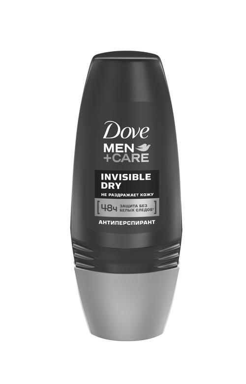 описание Антиперспирант Dove men+care, без белых следов