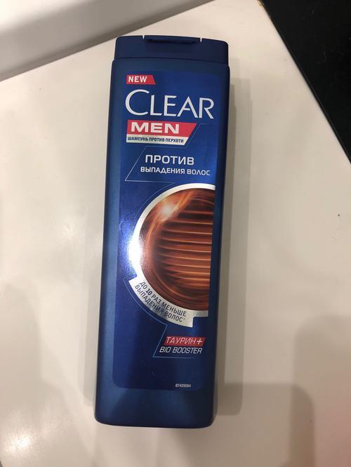 стоимость Шампунь Clear Vita ABE против перхоти для мужчин против выпадения волос, 400мл.