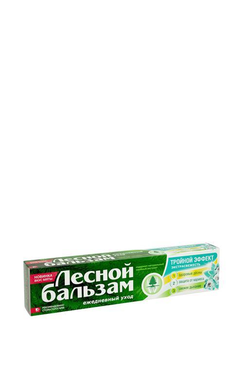 """цена Зубная паста """"ЛЕСНОЙ БАЛЬЗАМ"""" от компании unilever"""