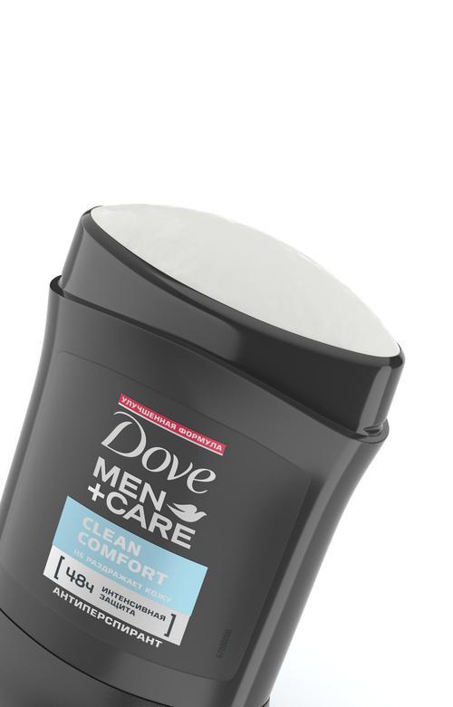 описание Dove men+care