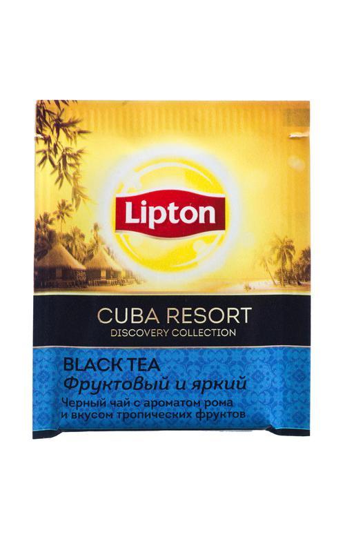 описание 'Lipton' Cuba resort