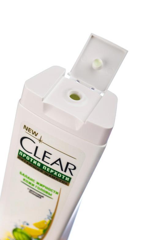 """цена Шампунь для жирных волос и головы """"CLEAR VITA ABE"""" Против перхоти, с экстрактом лимона, 400мл"""